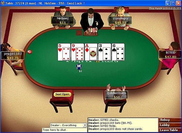 Игру В Покер