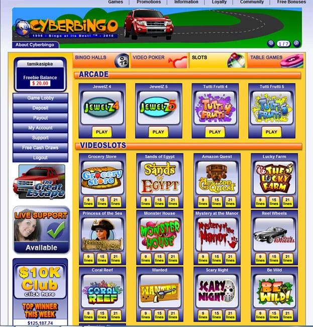 online gambling sites real money