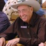 doyle brunson - online poker site review