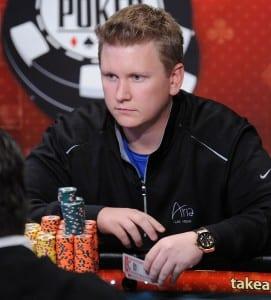 Ben Lamb poker