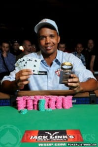 Phil Ivey Playing Poker Online
