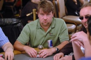 American Chris Moneymaker