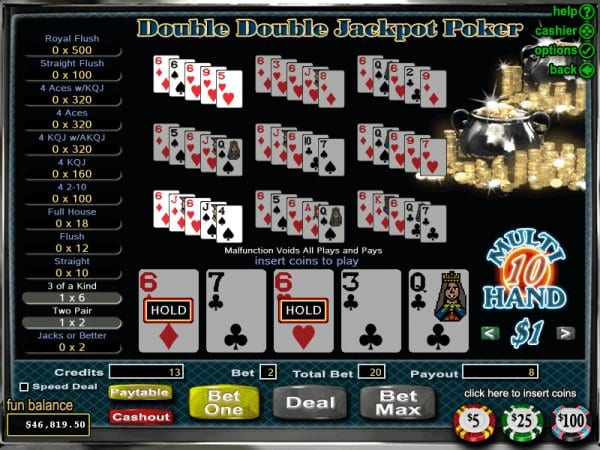 casino bonus online american pocker