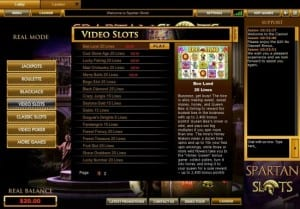 Video slots sister sites