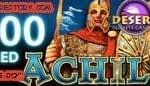 Play mobile ACHILLES slots for real money online