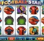 Football American Soccer Star Microgaming Slot Machine