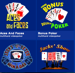 Play Video Poker At WinADay USA Online Casino